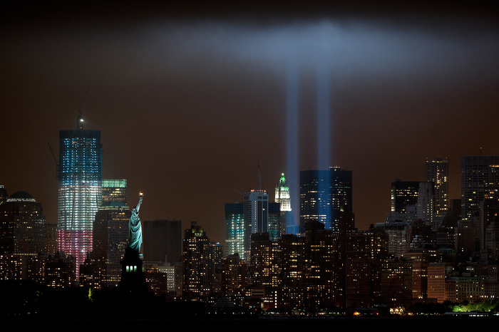 "... Evans / Boston Herald – ""9/11: 10-year Remembrance"