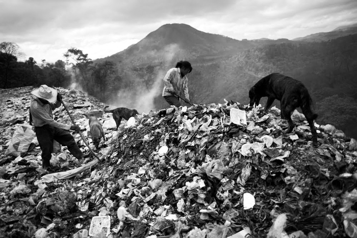 Life in the Dumps of Guatemala.