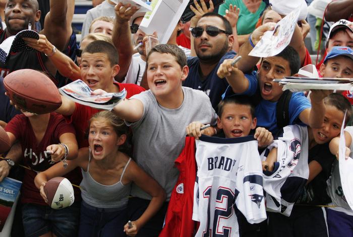 Brady Crazy