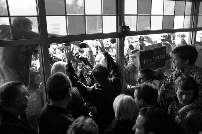 Jon Huntsman's Campaign