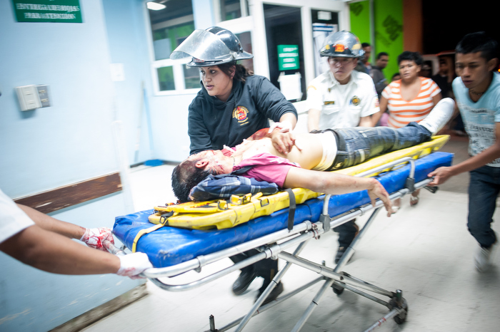 Guatemala City Shooting Victim
