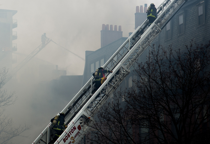 Beacon Street Fire