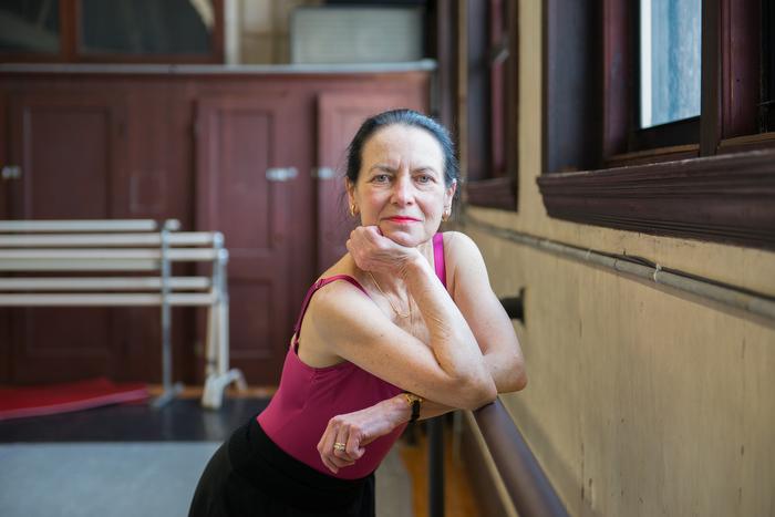 Former ballerina